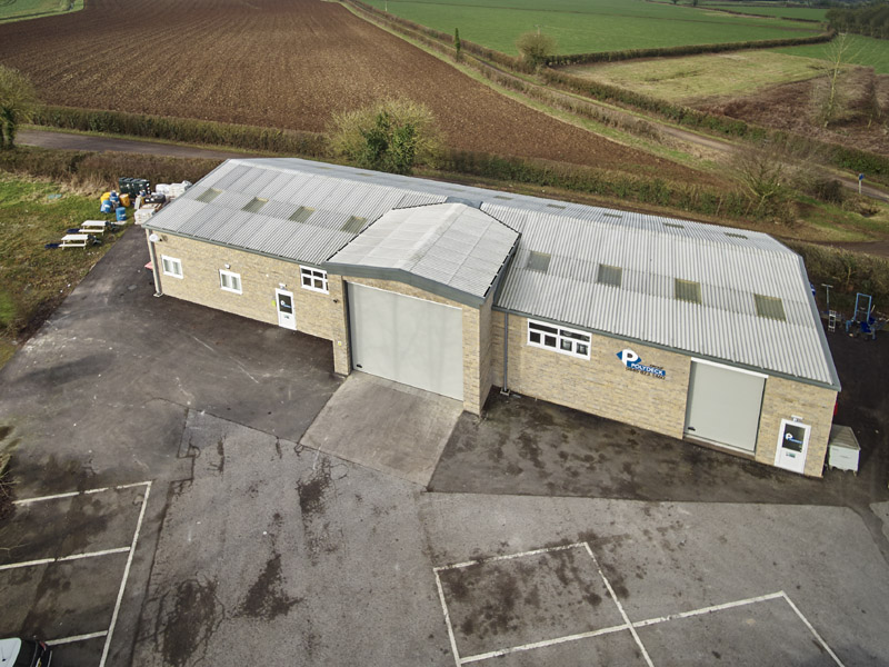 Industrial Units in Chippenham
